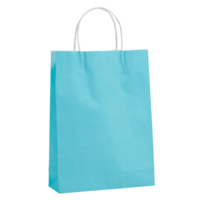 Blue Kraft Paper Bags - Medium, 250 pcs