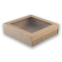 BetaCater™ Catering Box with Window Lid - Small