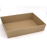 Brown Catering Tray - Medium