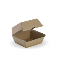Corrugated Burger Box