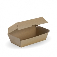 Corrugated Snack Box - Regular