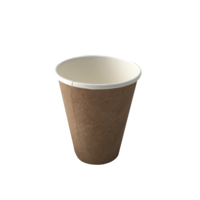 Kraft Single Wall Coffee Cup 12oz