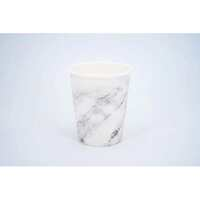 Single Wall Coffee Cup 12oz - Marble