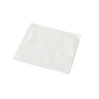 Lunch Napkin 1 Ply 1/4 Fold - White