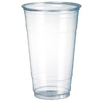 PET Cold Drink Cup 24oz