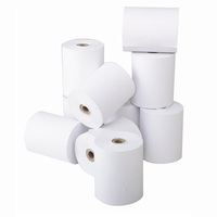 Thermal Roll 57x34mm For EFTPOS Machine - 10 rolls
