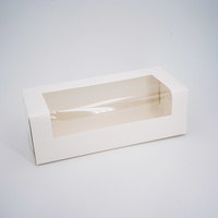 Window Box Long White