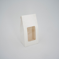 Window Stand-up Pouch Small White, 200 pcs