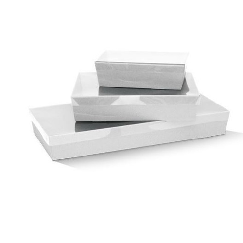 White Catering Tray - Large