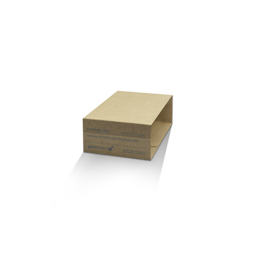 Brown Tray Sleeve Small 50mm High