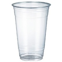 PET Cold Drink Cup 20oz